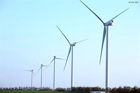 克里米亚100兆瓦风电项目全部延迟