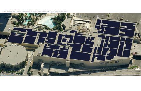 伊顿电气将承接拉斯维加斯太阳能项目