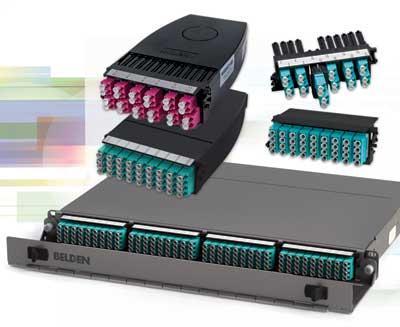 百通电缆发布FiberExpress UHD接线箱