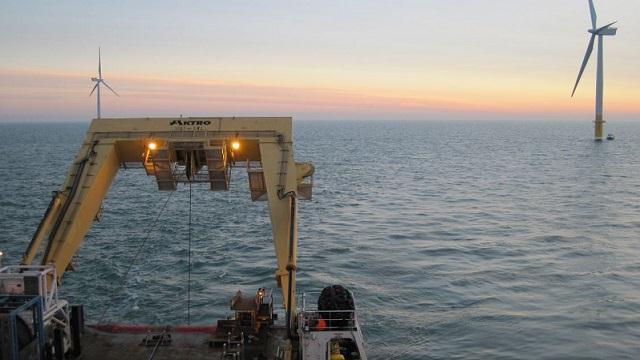 苏格兰新海底输电连接获107亿政府融资