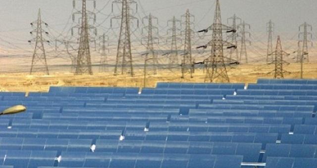 全球十大在营太阳能光伏发电站