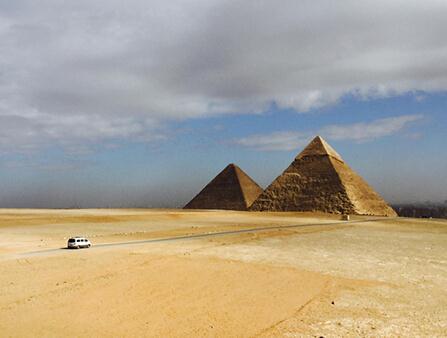 埃及铁心发展新能源 解决本国能源问题