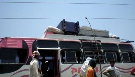 尼泊尔首都巴士触及高压电缆 4人触电身亡