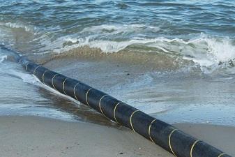 加蓬首都-让蒂尔港187千米海底光纤电缆投产