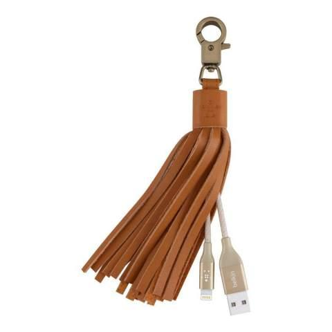 美国贝尔金公司推出多款时尚型充电电缆