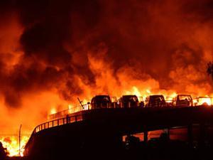 媒体称天津爆炸案或有更高级别官员受处分