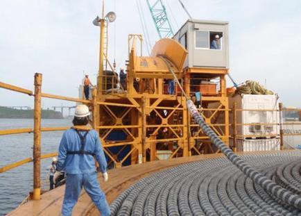 中企助克里米亚铺设海底电缆遭乌克兰刑事调查