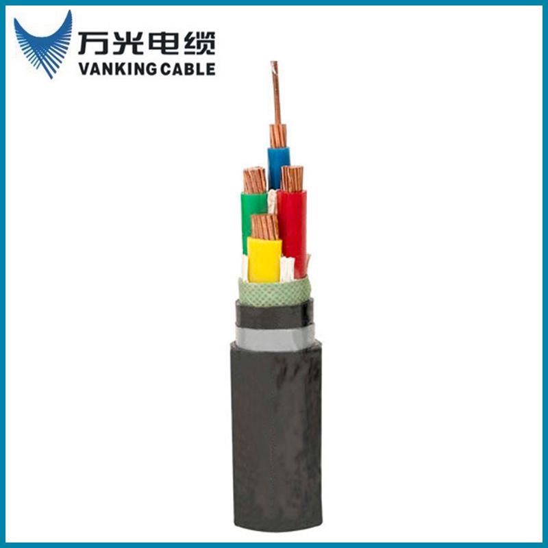 加工定制 防水电线电缆 铜芯常规交联电缆 yjv22-1*4