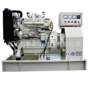 自动化柴油发电机 双电源切换发电机