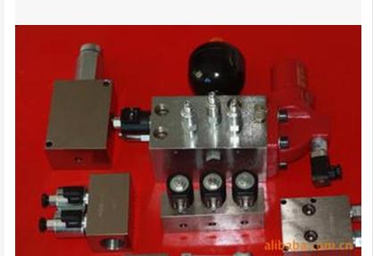 标准阀块,阀体加工以及油路块设计图片
