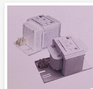 亚明照明高压钠灯用镇流器(耐高温型)无骨架体积小耐