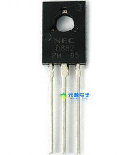 b772和d882的电机驱动电路图