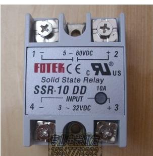 直流固态继电器ssr-10dd