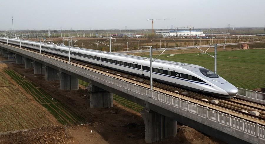 中国中铁将参建俄罗斯高铁项目