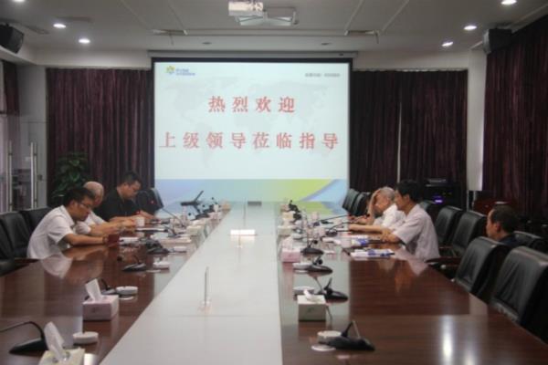 原机械工业部副部长赵明生一行莅临远东调研交流