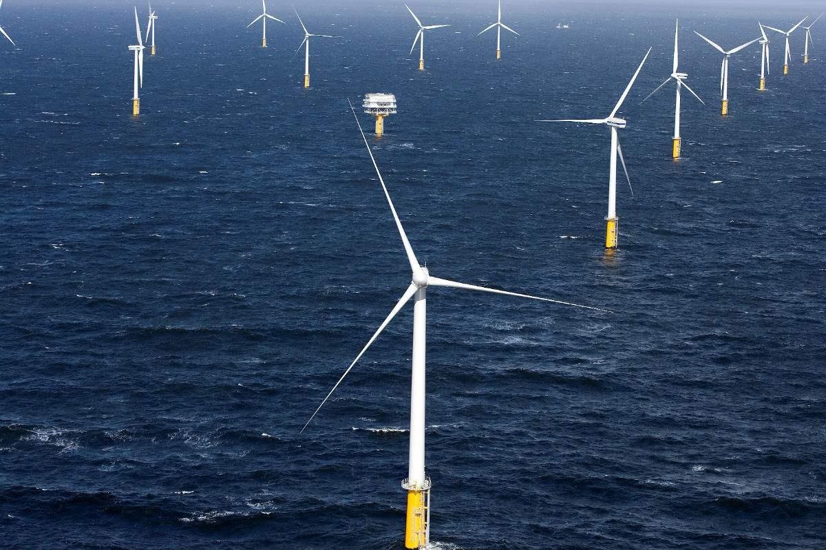 西门子-歌美飒获东能源752MW海上风机订单