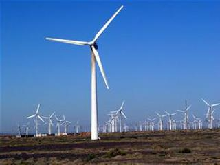 山东最大单体风电项目并网发电