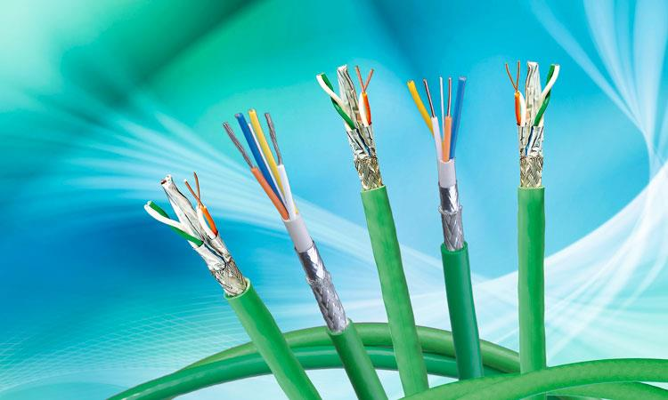 百通推出DataTuff 6A类电缆 适用工业物联网