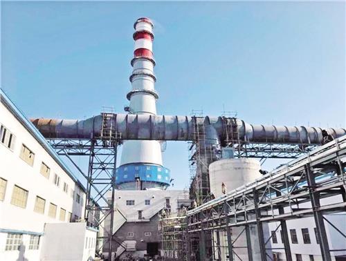 我国首例煤电铝污染物趋零排放示范项目投运