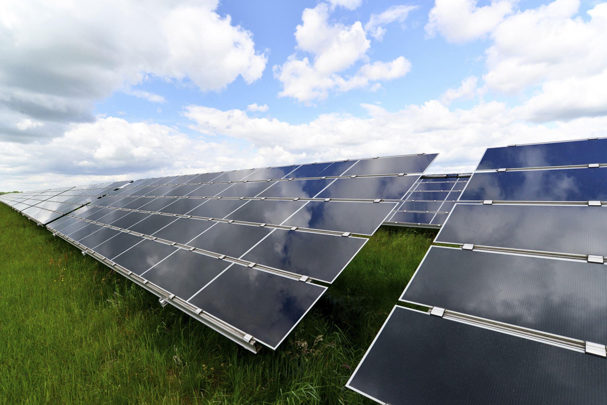 三季度晶科能源太阳能组件出货量同比上升47.8%