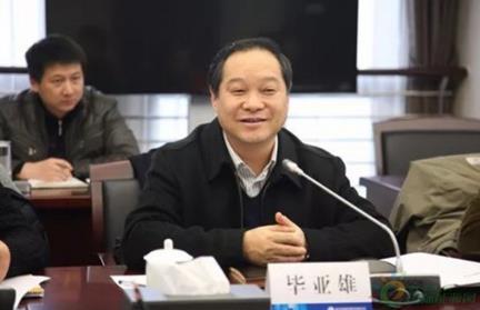 三峡集团原副总经理毕亚雄调任南网公司副总经理