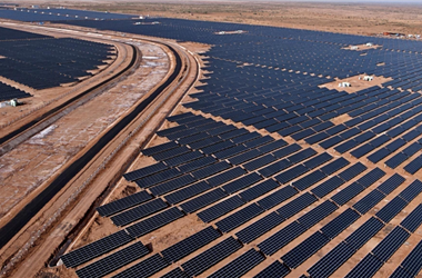 埃及最大太阳能光伏电站开建