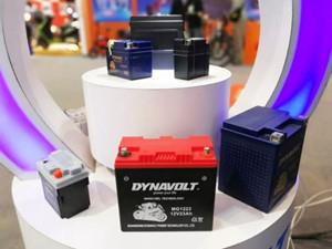猛狮科技携各系列起动电池和智能交通工具亮相广交会