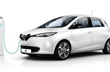 雷诺汽车计划投资10亿欧元用于法国电动汽车开发生产