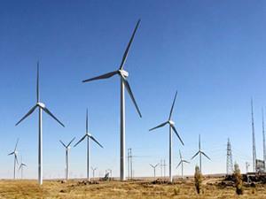 苏岭风电项目首台风机顺利并网发电