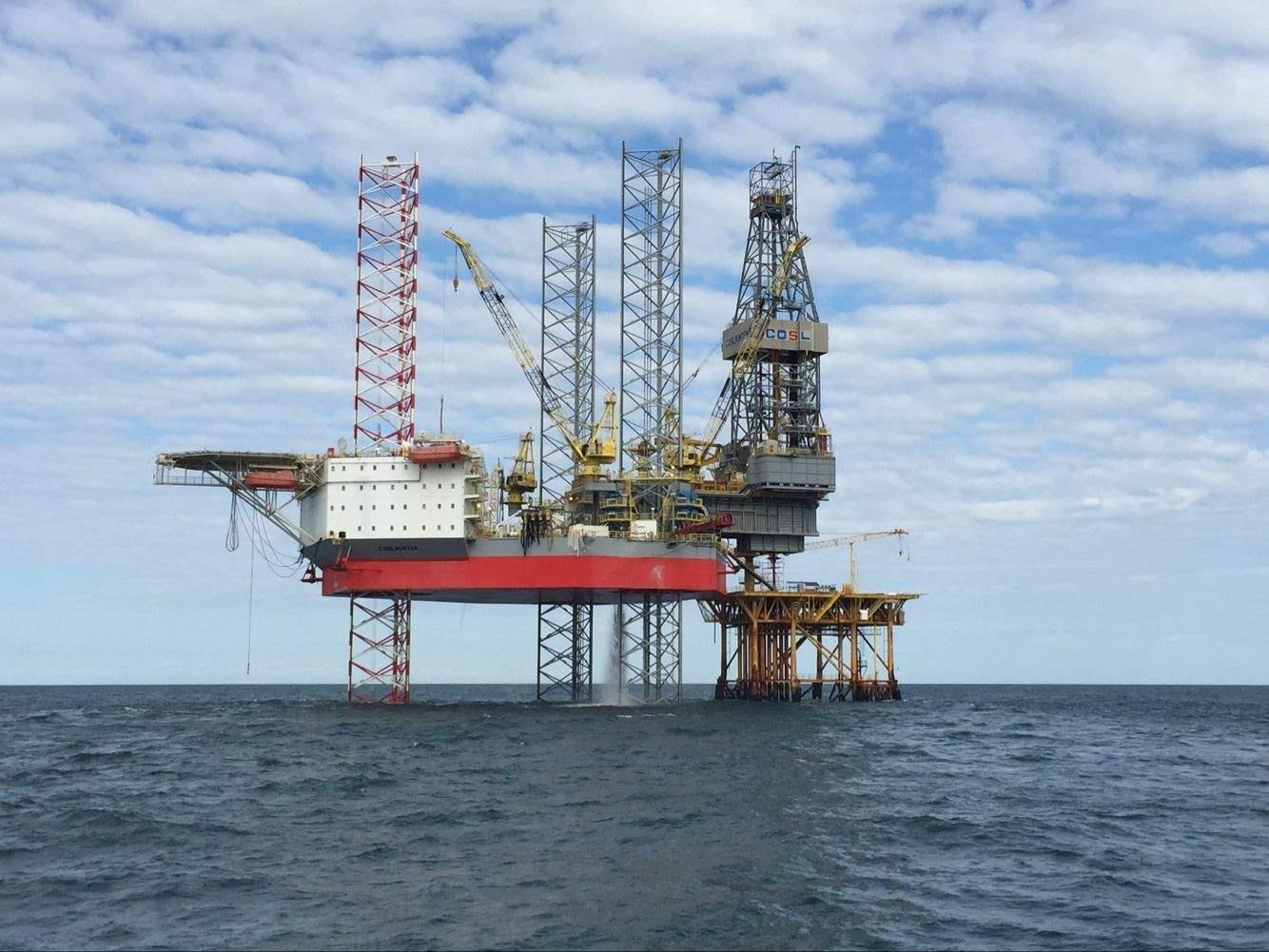亚洲最大深水油气平台调整项目通过机械验收