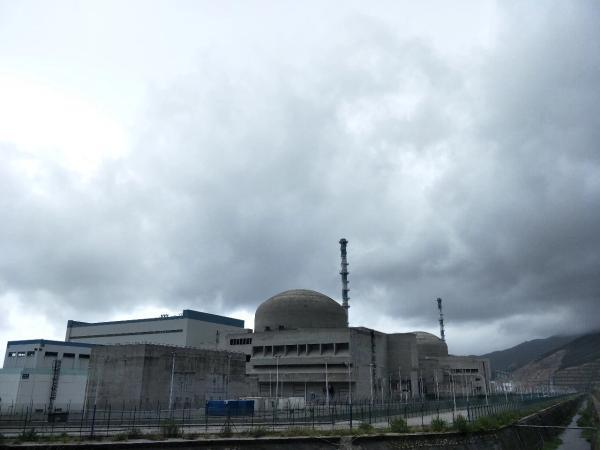 不惧强台风 中广核18台核电机组安全运行