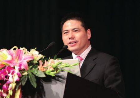 蒋锡培将出席2018夏季达沃斯论坛
