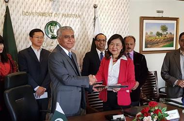 巴基斯坦输电网络建设获亚行2.8亿美元贷款