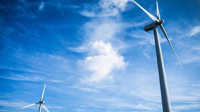 广东首个接入220千伏系统的海上风电场并网发电