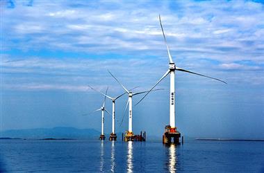 奉贤海上风电项目上网电价0.7388元/千瓦时
