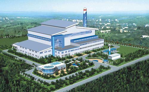 北京阿苏卫生活垃圾焚烧发电厂1号机组投运