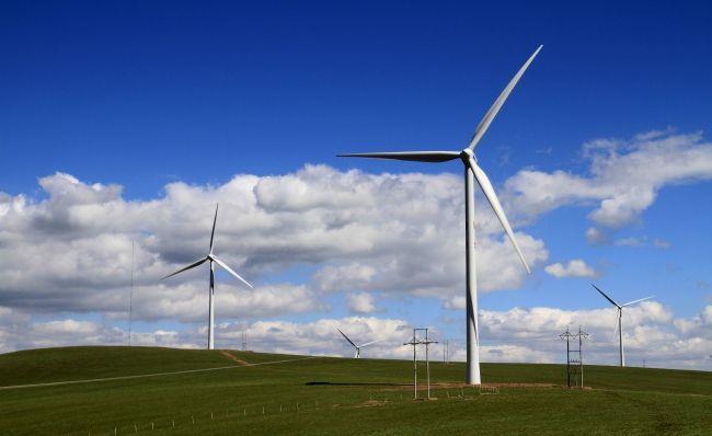 1-10月我国新增风电并网装机1466万千瓦