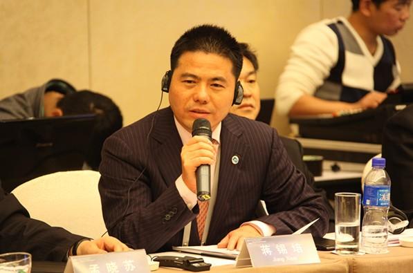 蒋锡培等出席第六届跨国公司领袖圆桌会议
