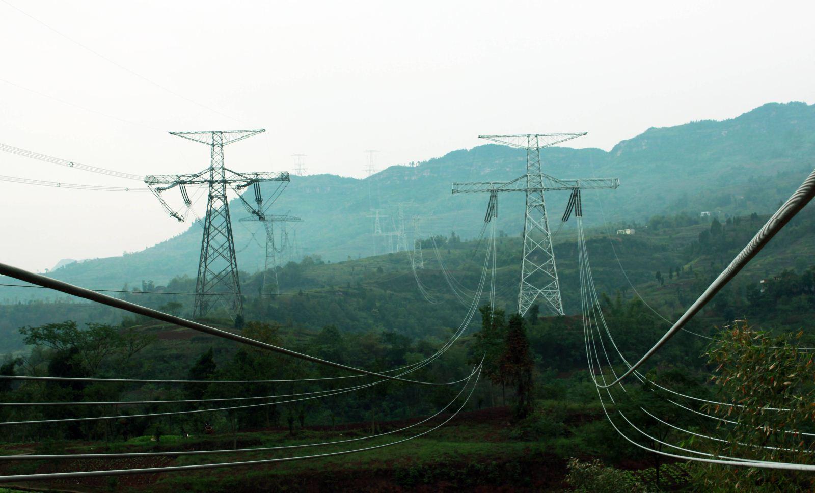 锦苏特高压输电工程投运