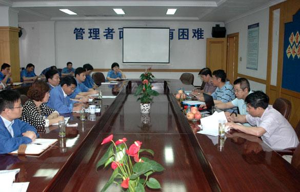 集团副总经理朱洪祥,林岚,滕峰,总工程师李斌,总经理助理唐春林等领导图片